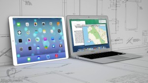 iPad 12.9インチ