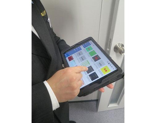 JR西日本 iPad支給