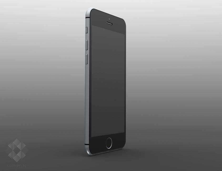 1mp iphone6 render standing