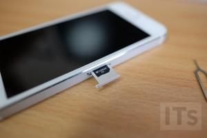 iPhone 5s SIMカードを入れる