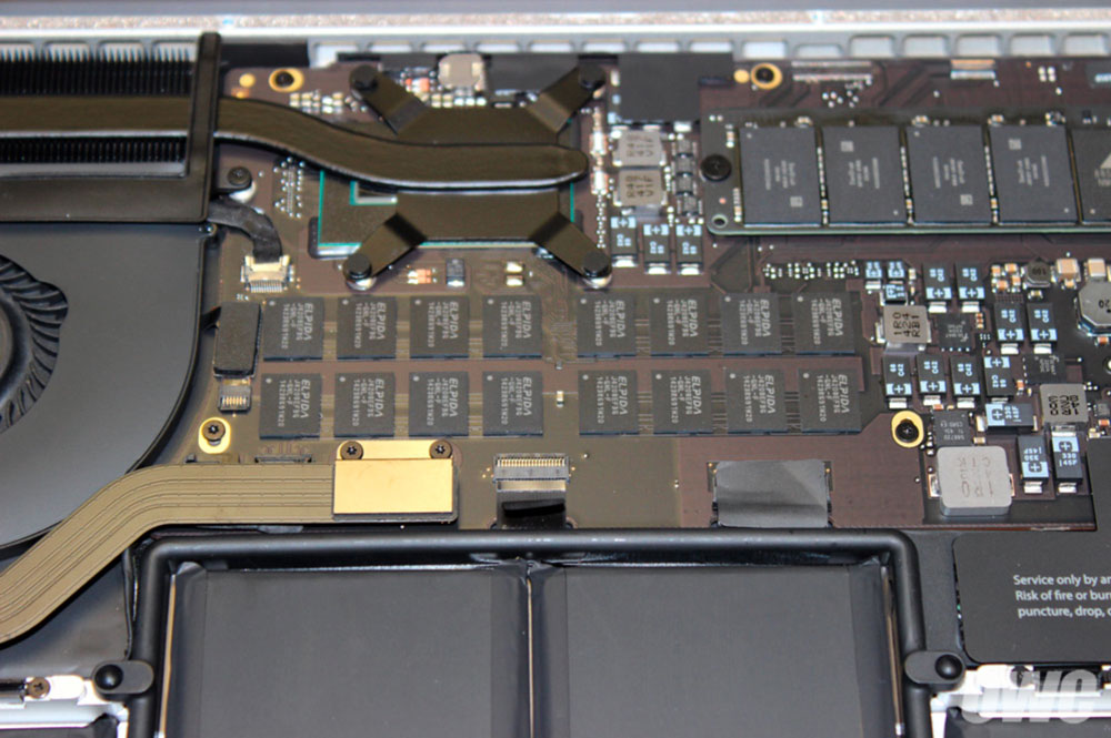 MacBook Pro retina mid 2014 RAM