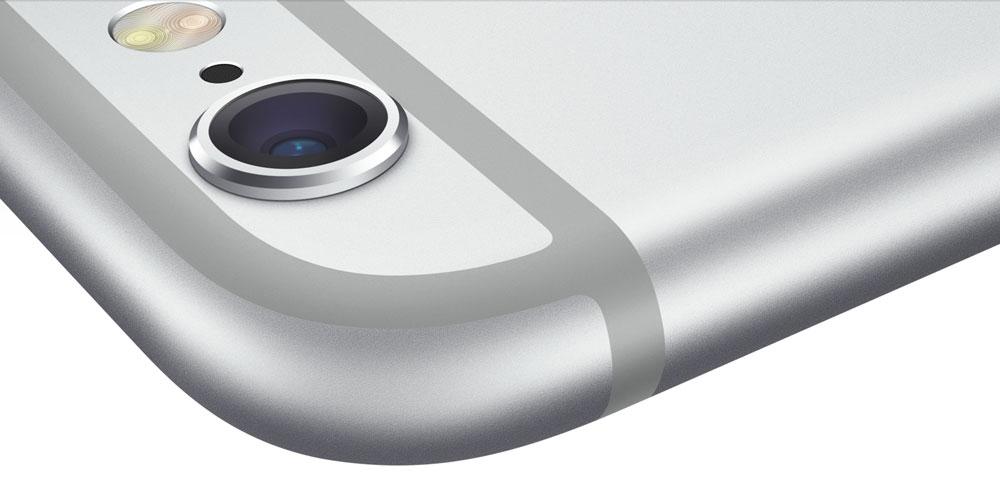 iPhone 6 カメラ