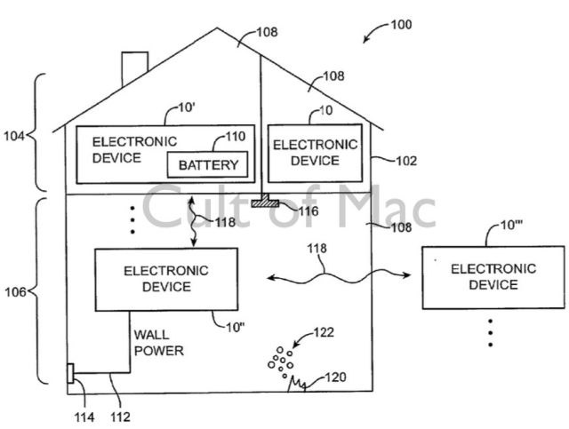 火災探知機能 アップル 特許