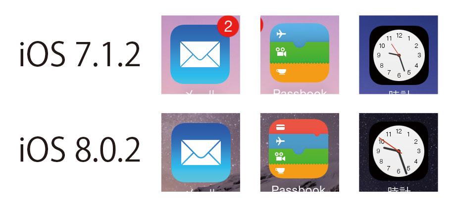 アプリアイコン UIデザイン