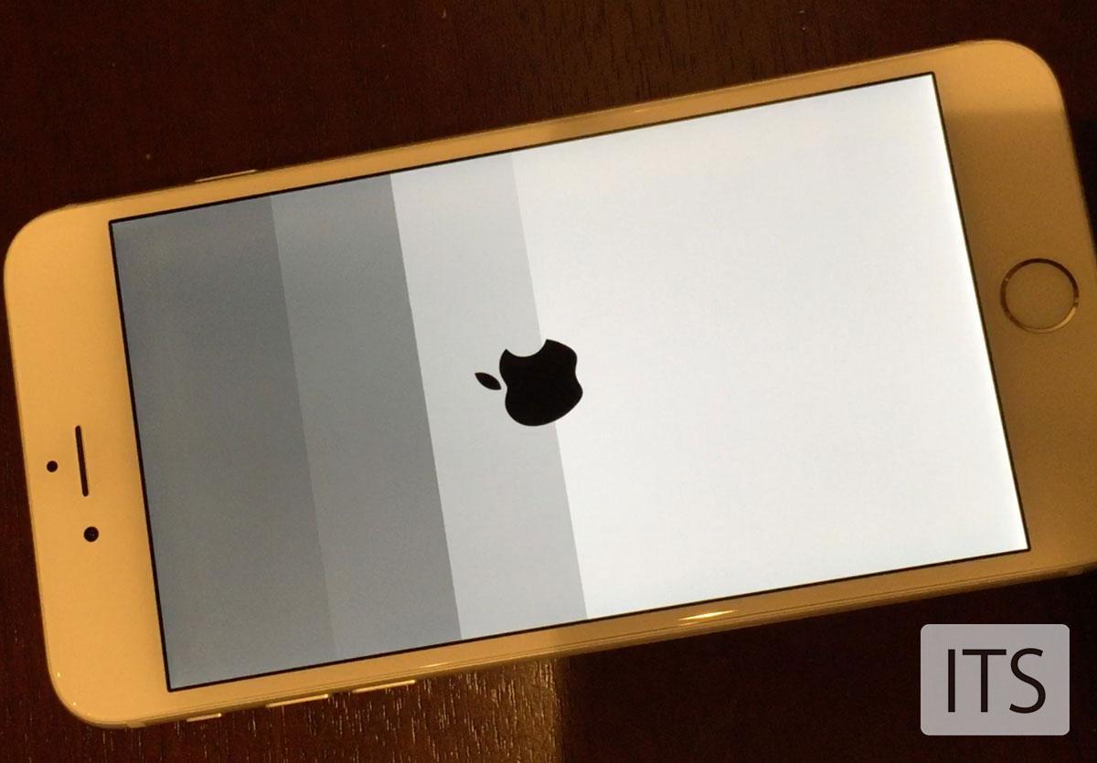 iPhone6 Plus 再起動繰り返し