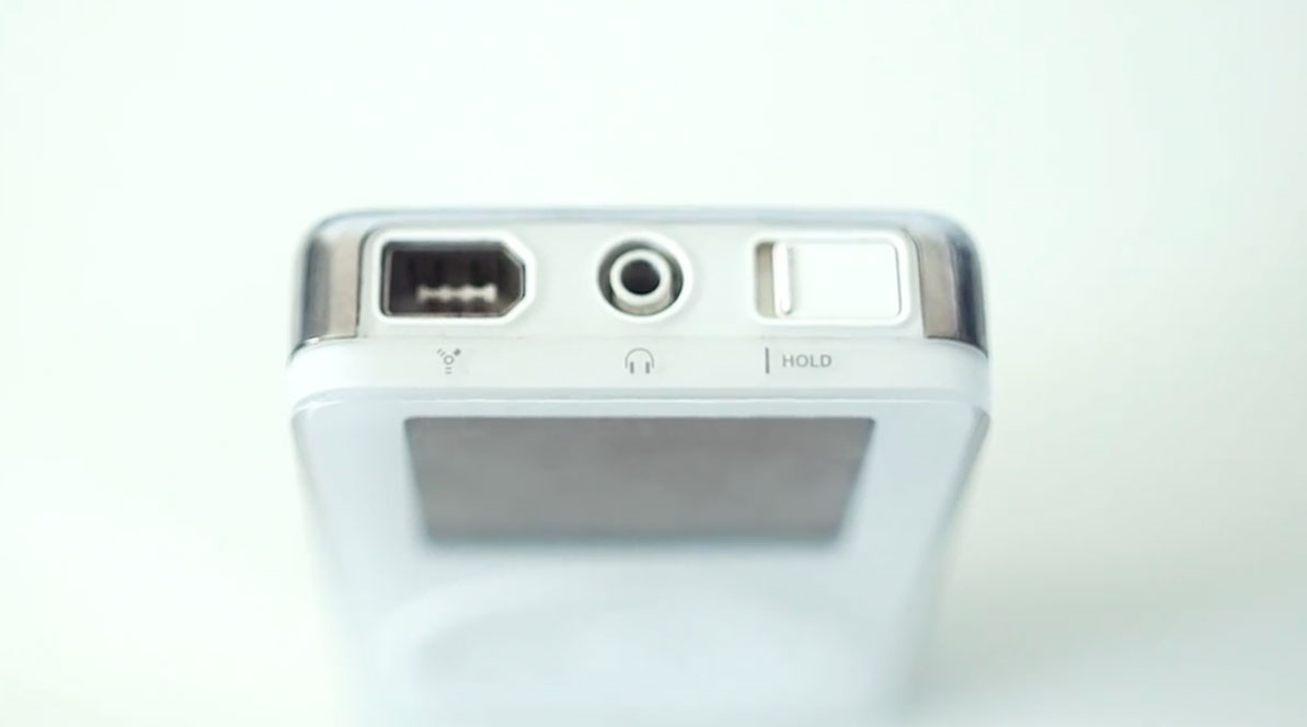 iPod FireWire 400