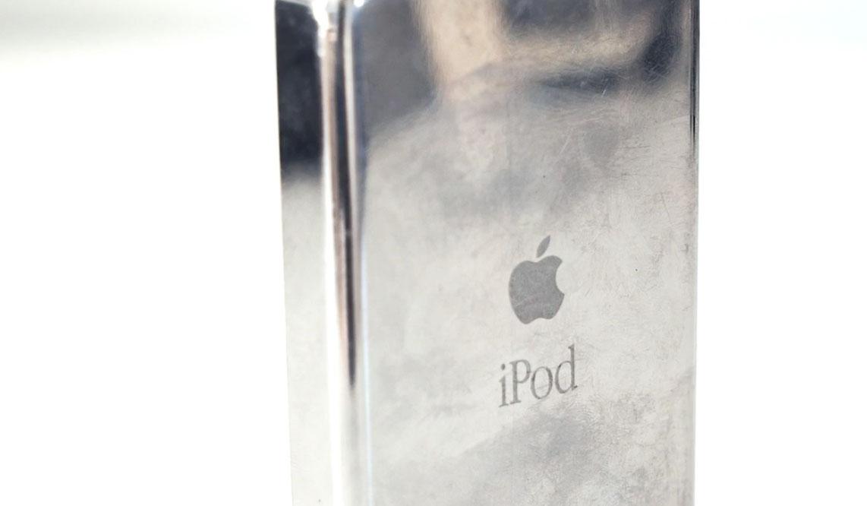 初代iPod 鏡面仕上げ