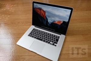 MacBook Pro 15インチ Retinaディスプレイモデル