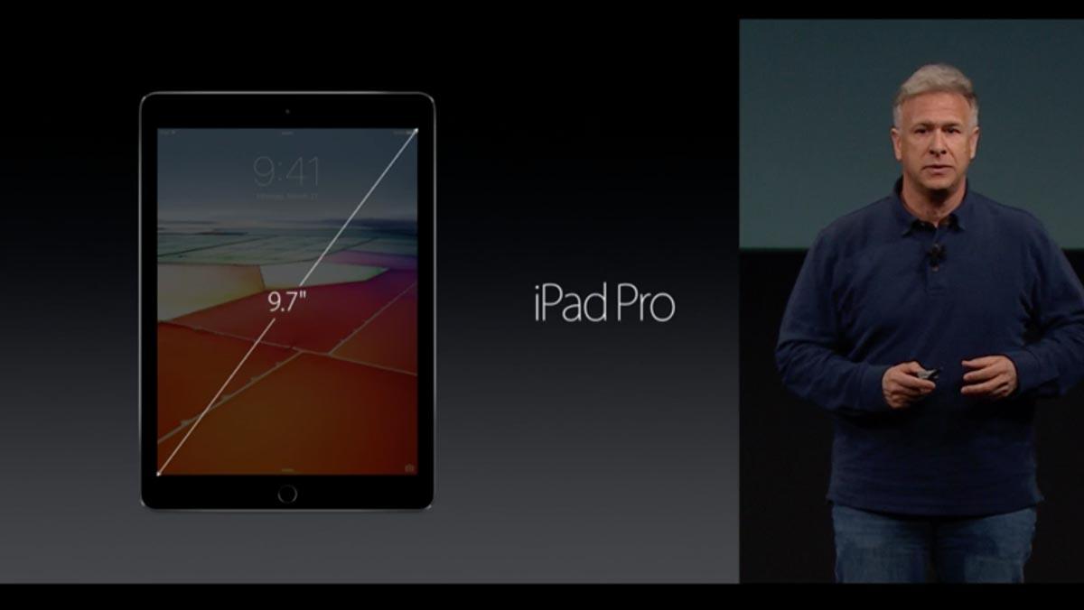 9.7インチiPad Pro