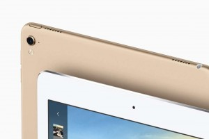 iPad Pro カメラレンズの出っ張り