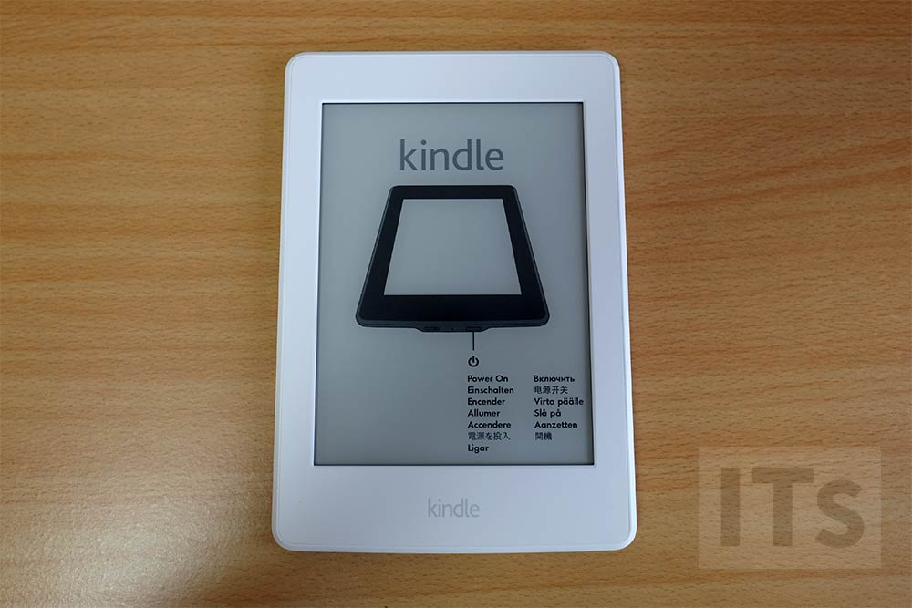 Kindle Paperwhite 本体