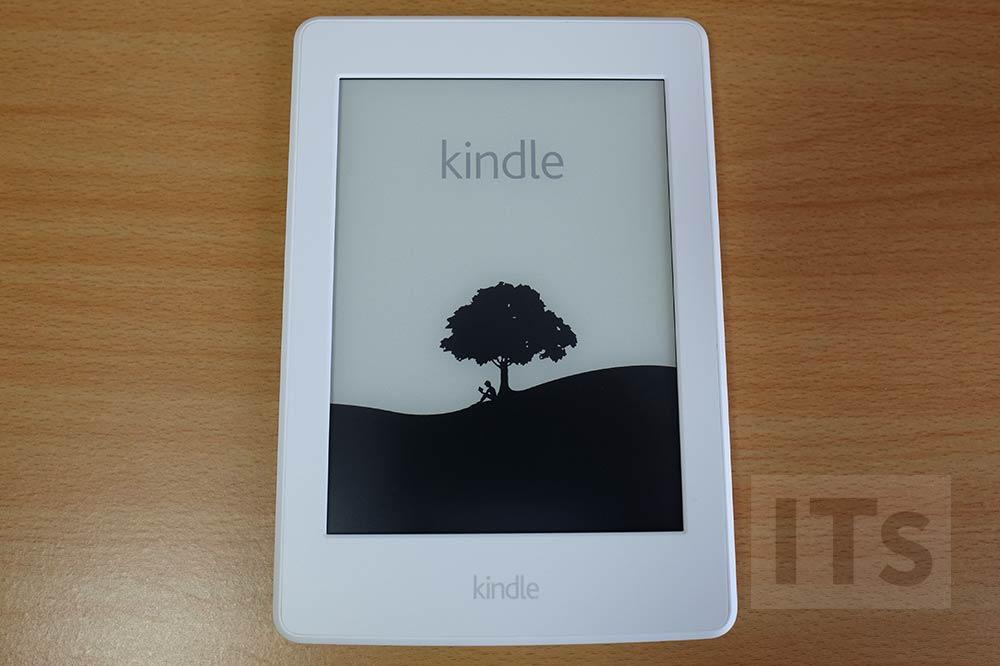 Kindle 起動画面
