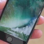 iOS10 ロック解除