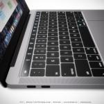 MacBook Pro 2016 タッチバー コンセプト2