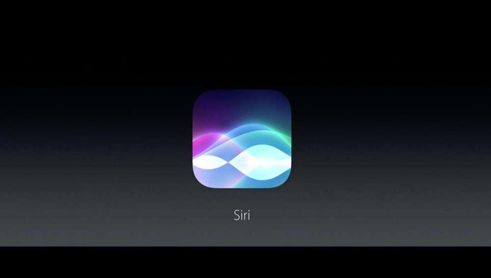 iOS 10 SIriのアイコン