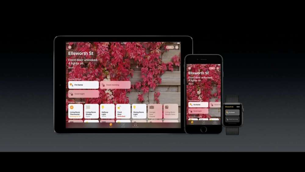 iOS10 Homekit