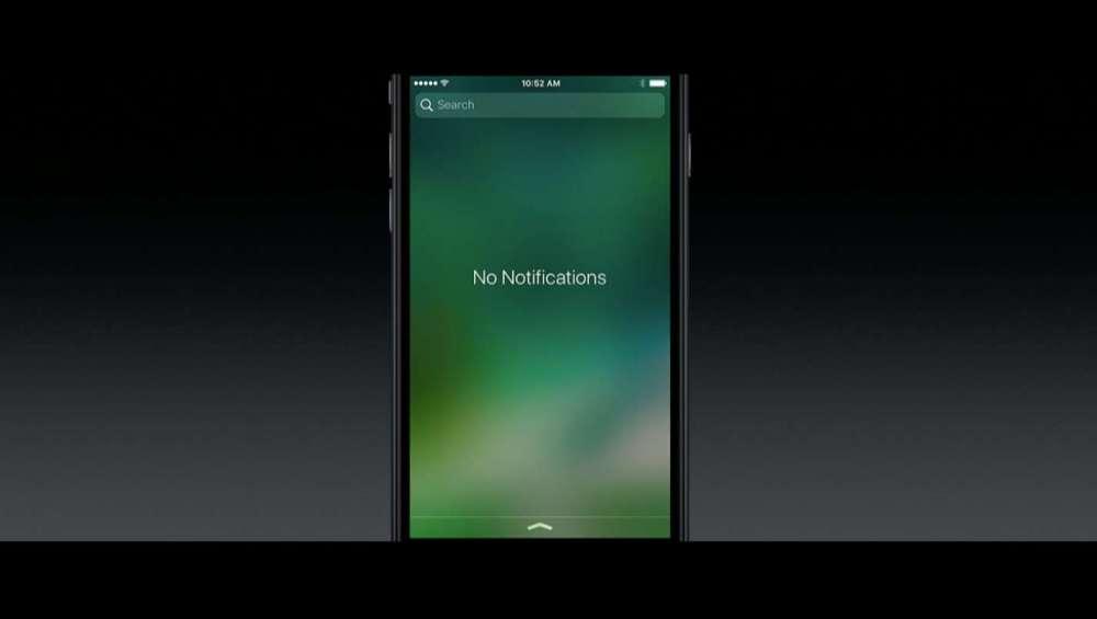 通知を全削除 iOS10