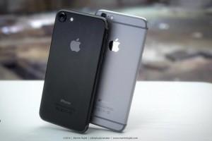 iPhone 7 スペースブラック