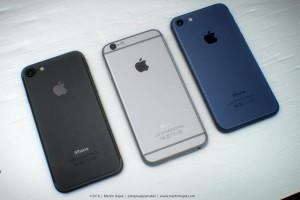 iPhone7 予想デザイン