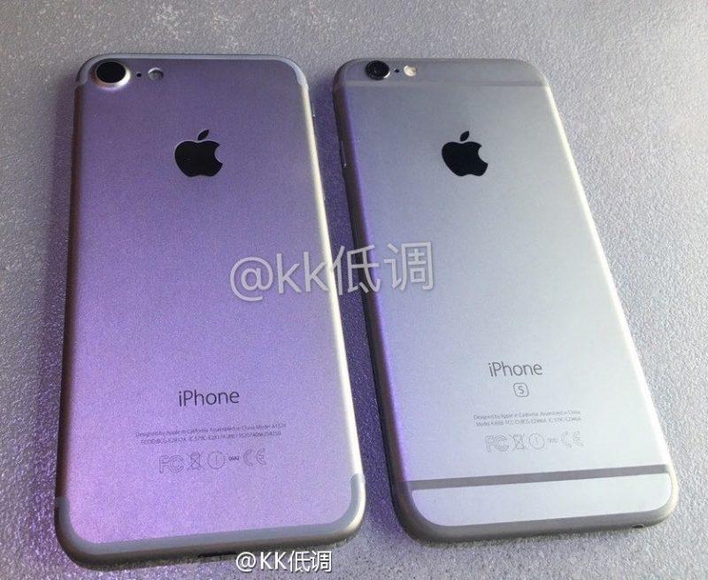 iPhone7とiPhone6sの比較4