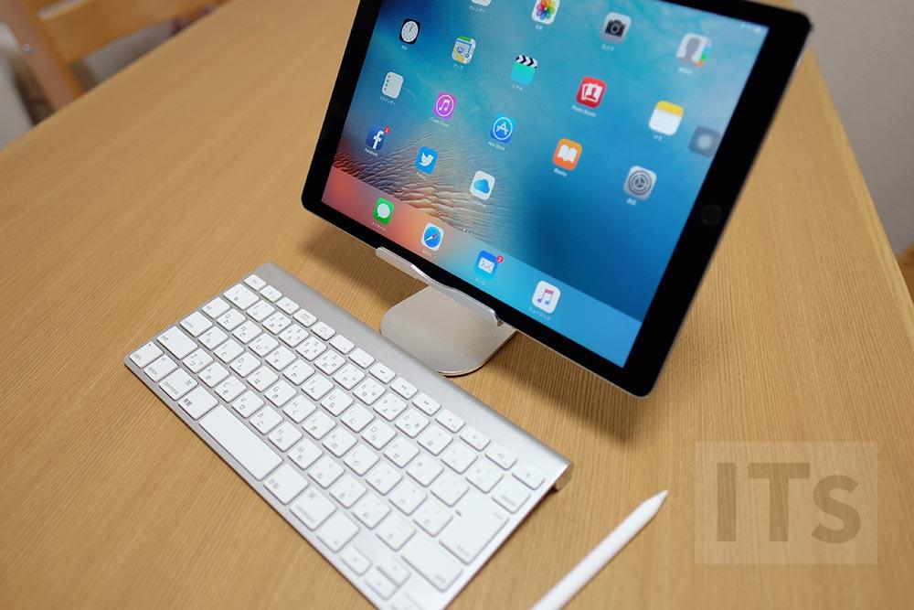 iPad Proと外部キーボード