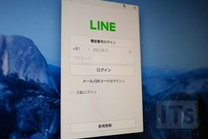 LINE PC版