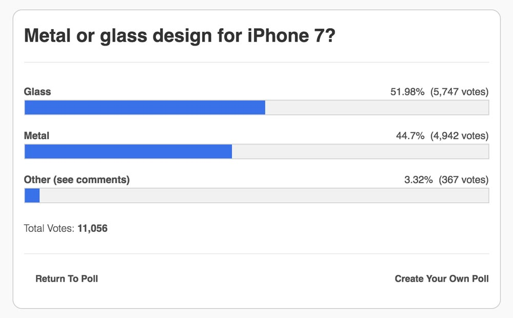 iPhoneの素材は?