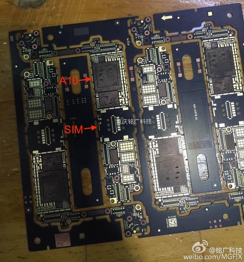 iPhone7 生基板