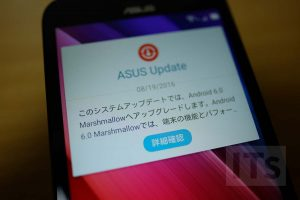 Zenfone 2 Laser Android 6.0 Marshmallow