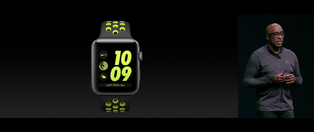 Apple Watch series2 ナイキ