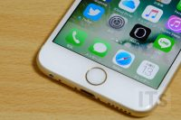iOS10 ホームボタン