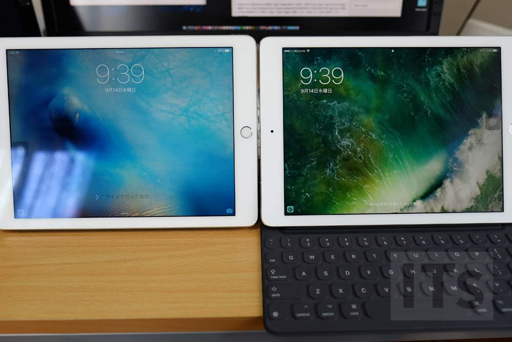 iOS10 iPadのrokkugamenn
