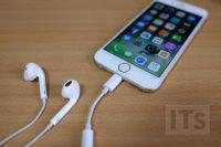 iPhone7 イヤフォン