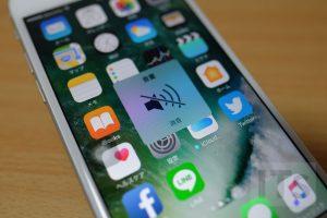 iOS10 カメラ無音に