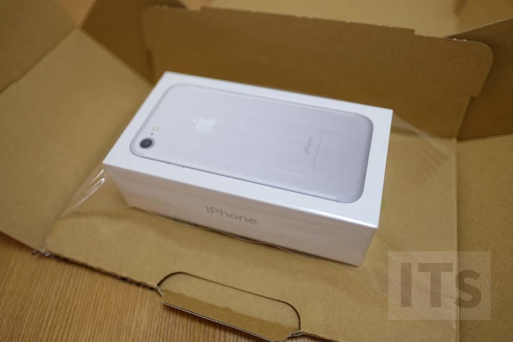 iPhone7 輸送