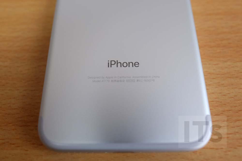iPhone7 背面
