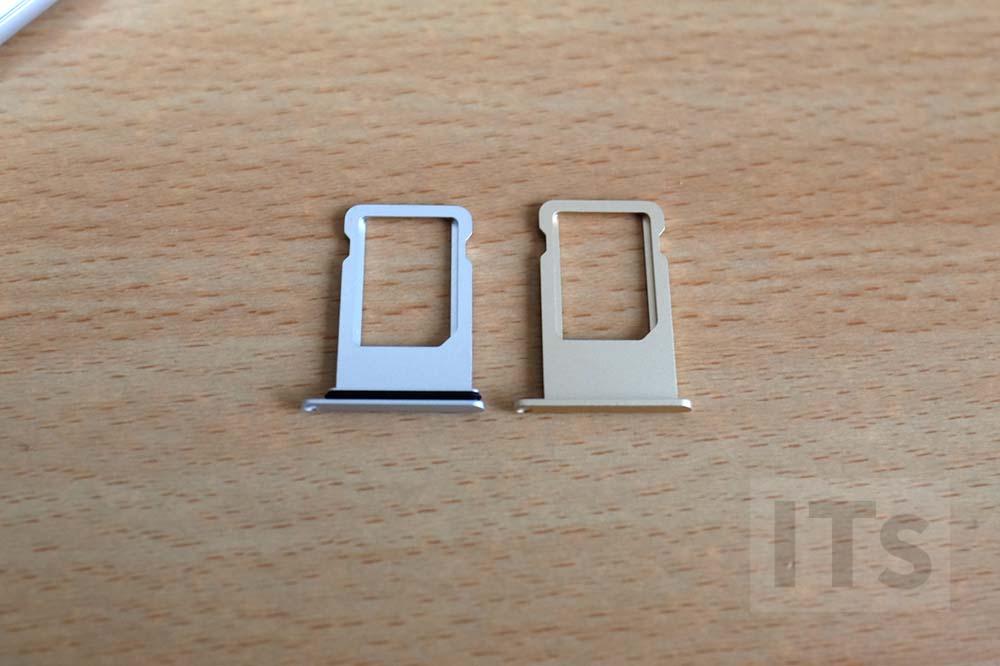 SImカードスロット iPhone