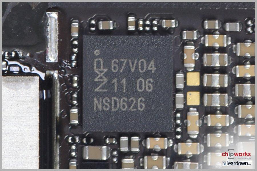 NFCチップ Iphone7