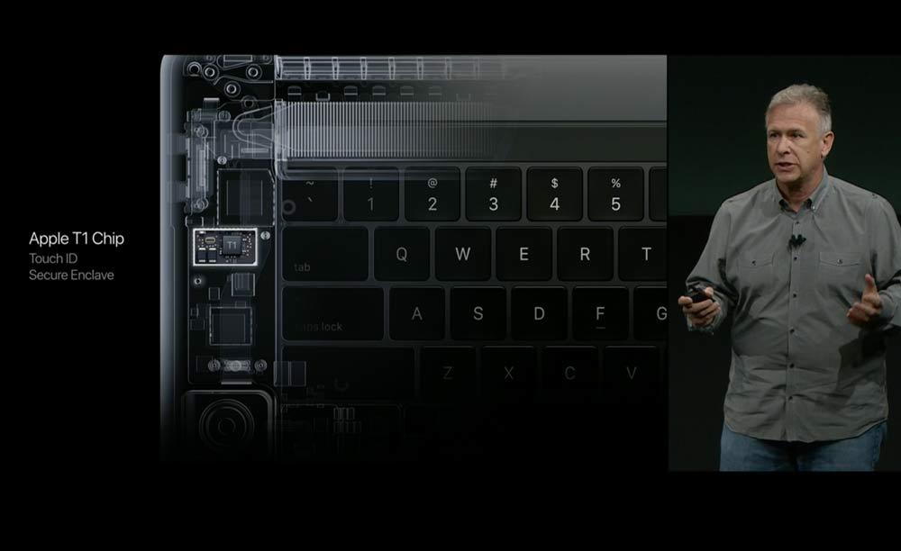 Apple T1チップ