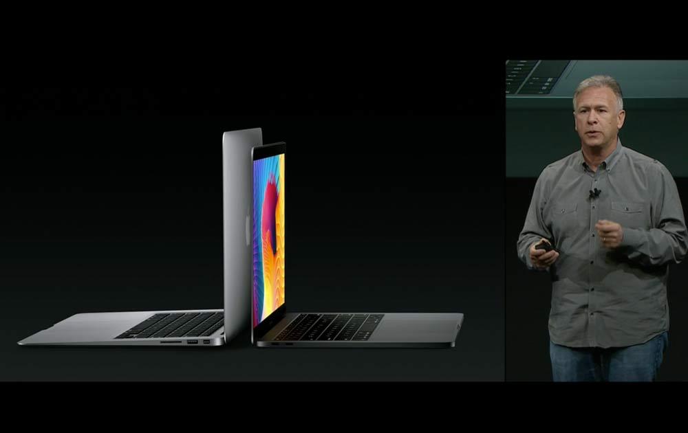 MacBook AirとMacBook Pro