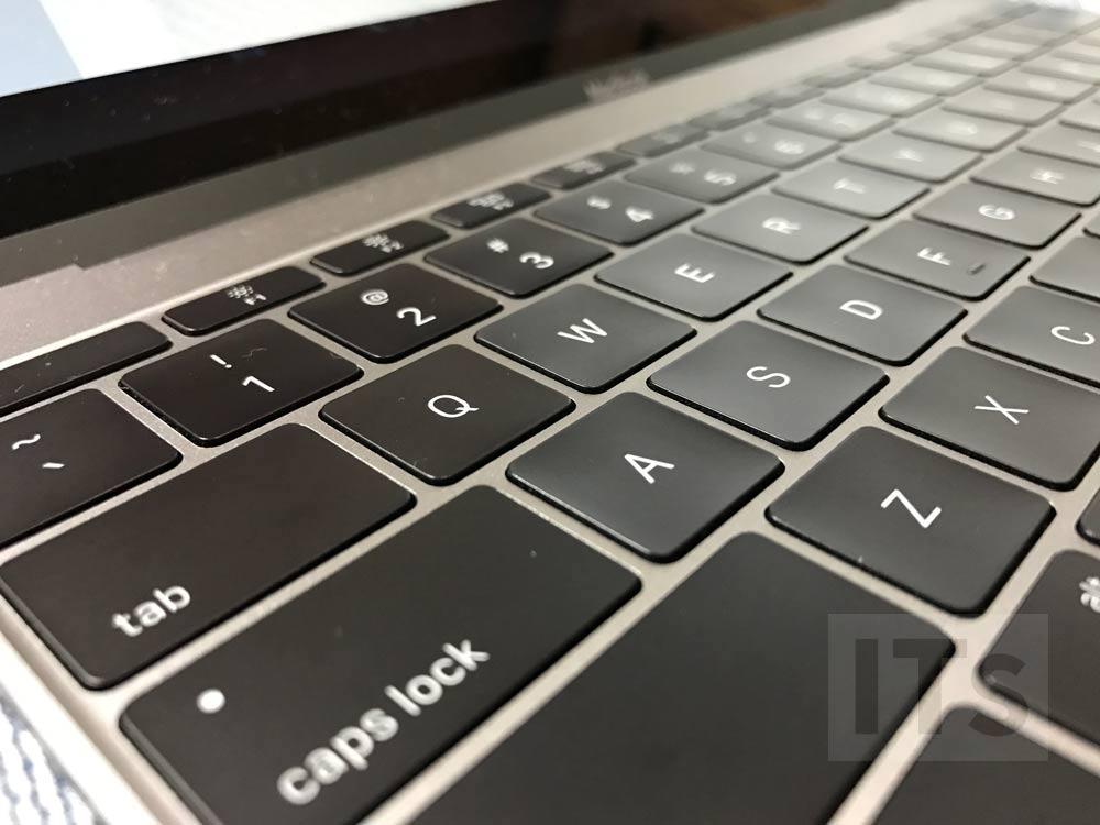 12インチMacBook キーボード