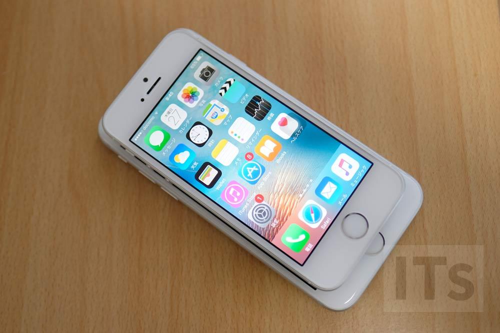 iPhoneSEとiPhone7