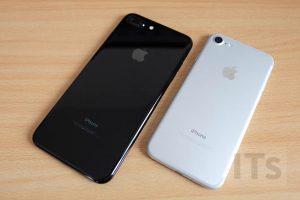 iPhone7 PlusとiPhone7