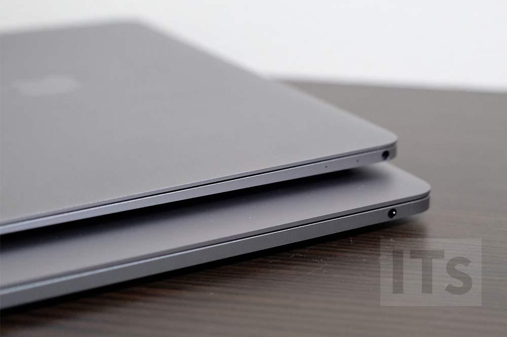 13インチMacBook Proと12インチMacBook サイズの比較4