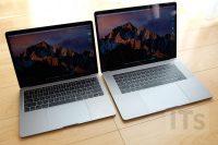 MacBook Pro 13インチ vs MacBook Pro 15インチ