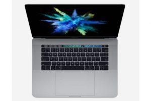 15インチMacBook Pro Late 2016