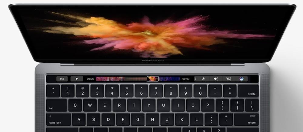 MacBook Pro タッチバー