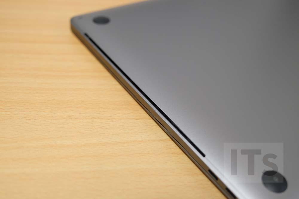 15インチ MacBook Pro 2016 排熱