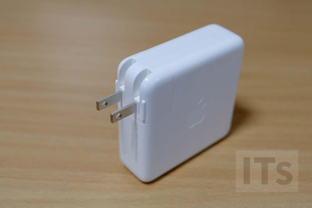 87W USB-C電源アダプタ MacBook Pro Late 2016
