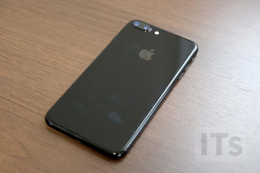 iPhone7 Plus ジェットブラック